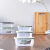 Multi Use Spectra Food Storage 3 Piece Container Set