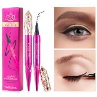 1Piece Crown High Quality Waterproof Eye Mascara - Black