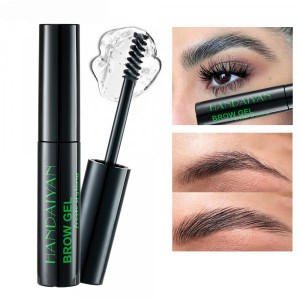 Transparent Eyebrow Shaping Fluid Gel - Black