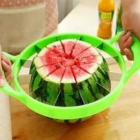 Kitchen assist Water Melon slicer Cutter Pear Fruit Divider Tool Comfort Handle for Kitchen