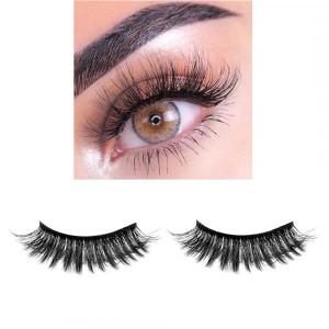 6D Three Dimensional Thick False Eyelashes # 05