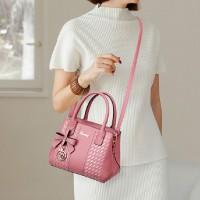 Women Fashion Luxury Shoulder Handbag - Pink