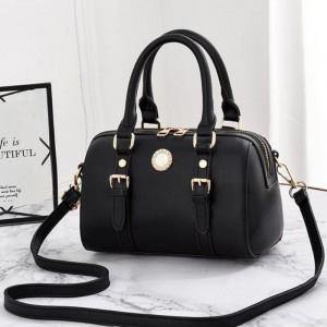 High Quality Luxury Bucket Bags - Black