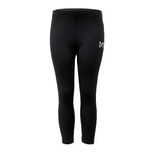 Elastic Waist Narrow Bottom Casual Wear Trouser - Black