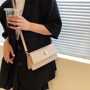 Luxury Design Trendy Casual Women Shoulder Bags - Khaki