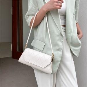 New Fashion Mini Design Women Handbag - White