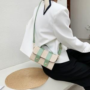Personalized Women Fashion Portable Luxury Bag - Green