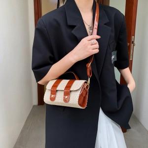 Personalized Women Fashion Portable Luxury Bag - Brown