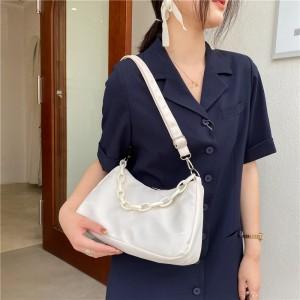 New Trendy Latest Women Fashion Handbag - White