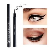 Waterproof Long Lasting Thick Eyeliner - Black