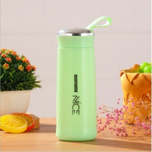 400 ML High Quality Outdoor Travel Water Storage Bottle - Green
