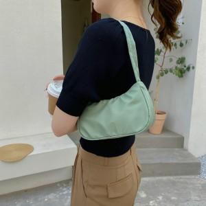 Macaron Candy Lightweight Exquisite Mini Handbag - Green