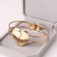 Fashion Heart Shaped Bracelet For Women