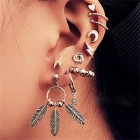 Bohemian Style Ear Grooming Jewellery Set
