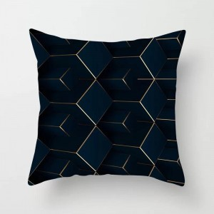 Geometric Cushion Cover - Multi Colors