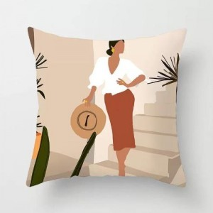 Boho Style Cushion Cover Weekend Out