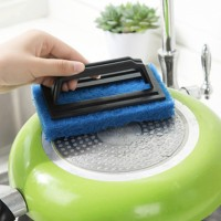 Handheld Kitchen Cleaning Sponge - Blue