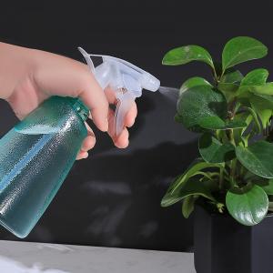 Textured Multi Purpose Water Sprayer Bottle - Blue