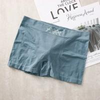 Stretchable Thin Fabric Comfortable Men Underwear - Blue