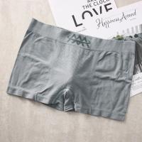 Stretchable Thin Fabric Comfortable Men Underwear - Gray