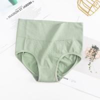 High Waist Slim Body Fitted Sexy Wear Underwear - Green