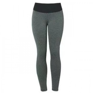 Narrow Bottom Gym Exercise Tight Fitted Trouser - Dark Gray