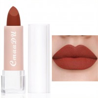 Moisturizing Waterproof Long Lasting Women Lipstick 05 - Orange Red