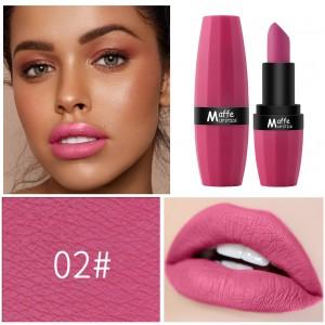 Non Fading Long Lasting Women Fashion Lipstick 02 - Purple