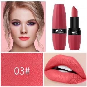 Non Fading Long Lasting Women Fashion Lipstick 03 - Light Red