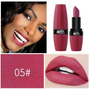 Non Fading Long Lasting Women Fashion Lipstick 05 - Wine Red