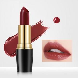 Waterproof Long Lasting Charming Color Women Lipstick 03 - Burgundy