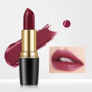 Waterproof Long Lasting Charming Color Women Lipstick 04 - Purple Red