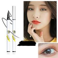 Quick Drying Waterproof Women Eyeliner - Black