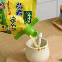 Food Snack Plastic Bag Sealing Clip One Pcs