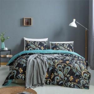 King Size Bedding Set of 6 Pieces Beautiful Bohemia Design