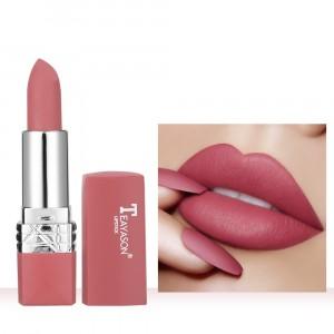 Moisturizing Long Lasting Velvet Matte Lipstick 03 - Light Pink