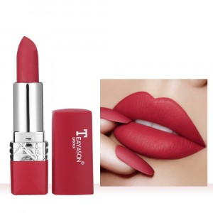 Moisturizing Long Lasting Velvet Matte Lipstick 10 - Red