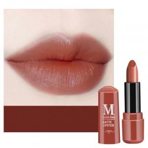 Long Lasting Moisturizing Waterproof Matte Lipstick 07 - Red