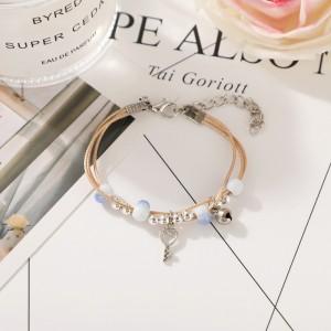 Rhinestone Decorative Women Fashion Bracelet