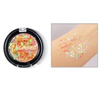 Monochromatic Sequins Makeup Eyeshadow Palette 04
