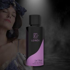 Lorex Le Rose EDP For Women 80ml