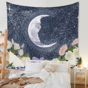 Moon Design Wall Hanging Tapestry Home Decor