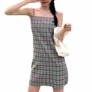 Geometric Print Women Fashion Mini Dress