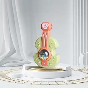 Kids Playable Enjoy Fun Time Playing Rattle Toy - Green