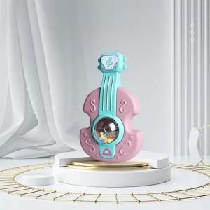 Kids Playable Enjoy Fun Time Playing Rattle Toy - Pink