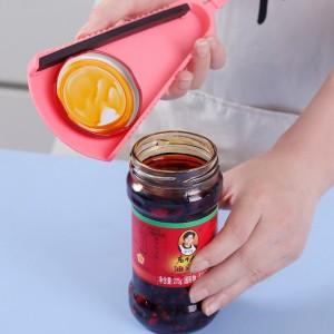Multipurpose Can Opener Bottle Cap Fast Lid Opener Anti Slip Can Lid Jar Bottle