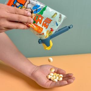 Snack Sealing Clip Food Sealing Milk Powder Clip