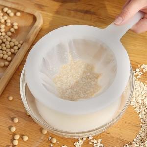 Funnel Mesh Filter Reusable Ultra Fine Nylon Mesh Strainer