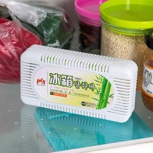 Anti Odor Refrigerator Aroma Freshner Bamboo Air Purifier