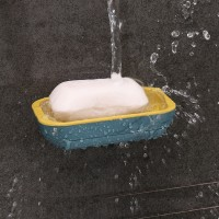Wall Hanging Soap Box With Drain Tray